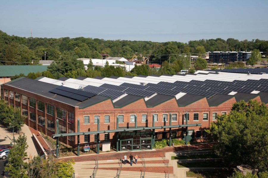 Showers Building Solar