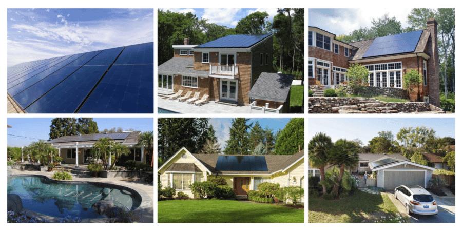Sunpower Collage