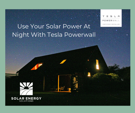 Solar at night