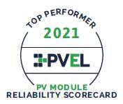 Top Performers 2021 PVEL