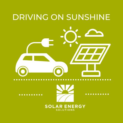Driving on Sunshine Graphic