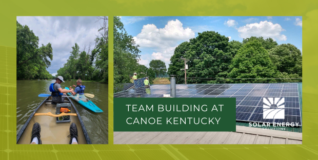 Canoe KY Outing
